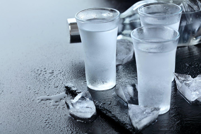 Alkoholin Jäätyminen