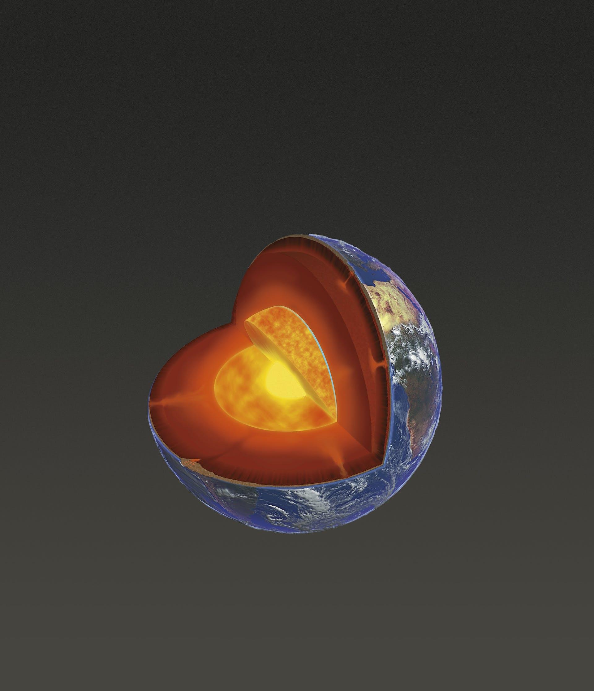 Maan Lämpötila