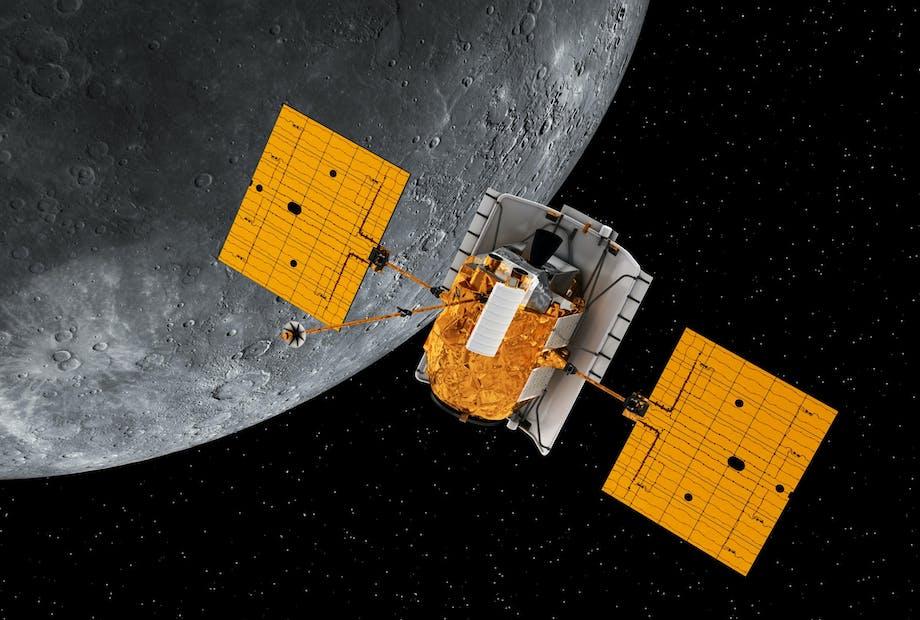 Merkurius rymdsond Messenger