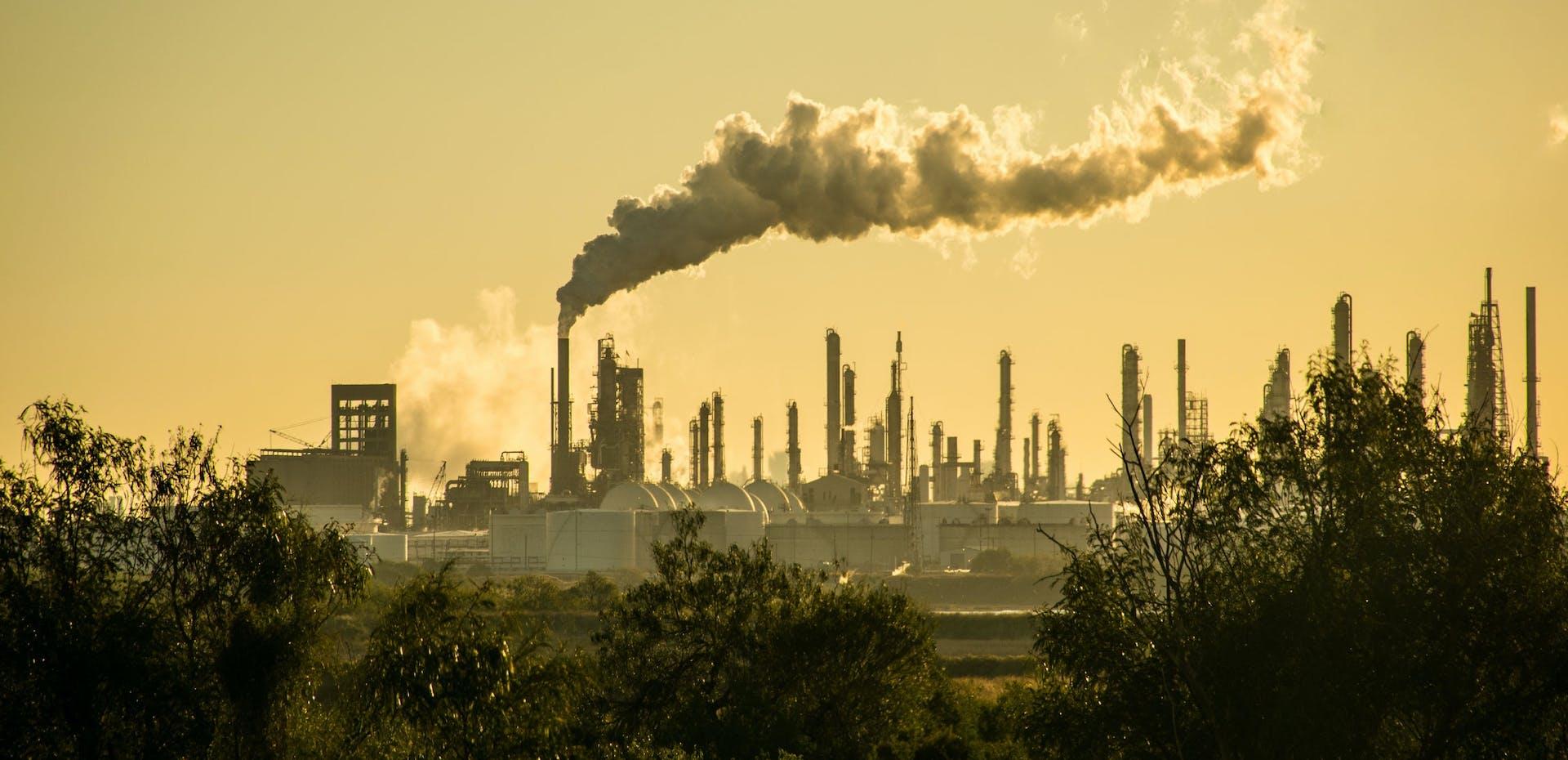 Växthuseffekten och klimatet