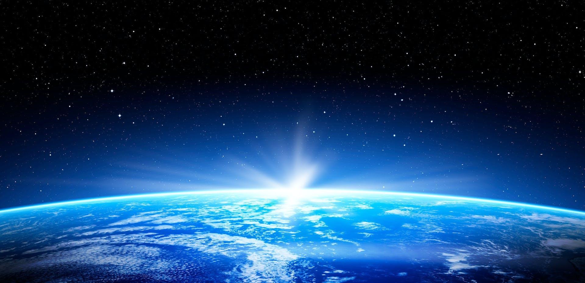 Planeten jorden og atmosfæren