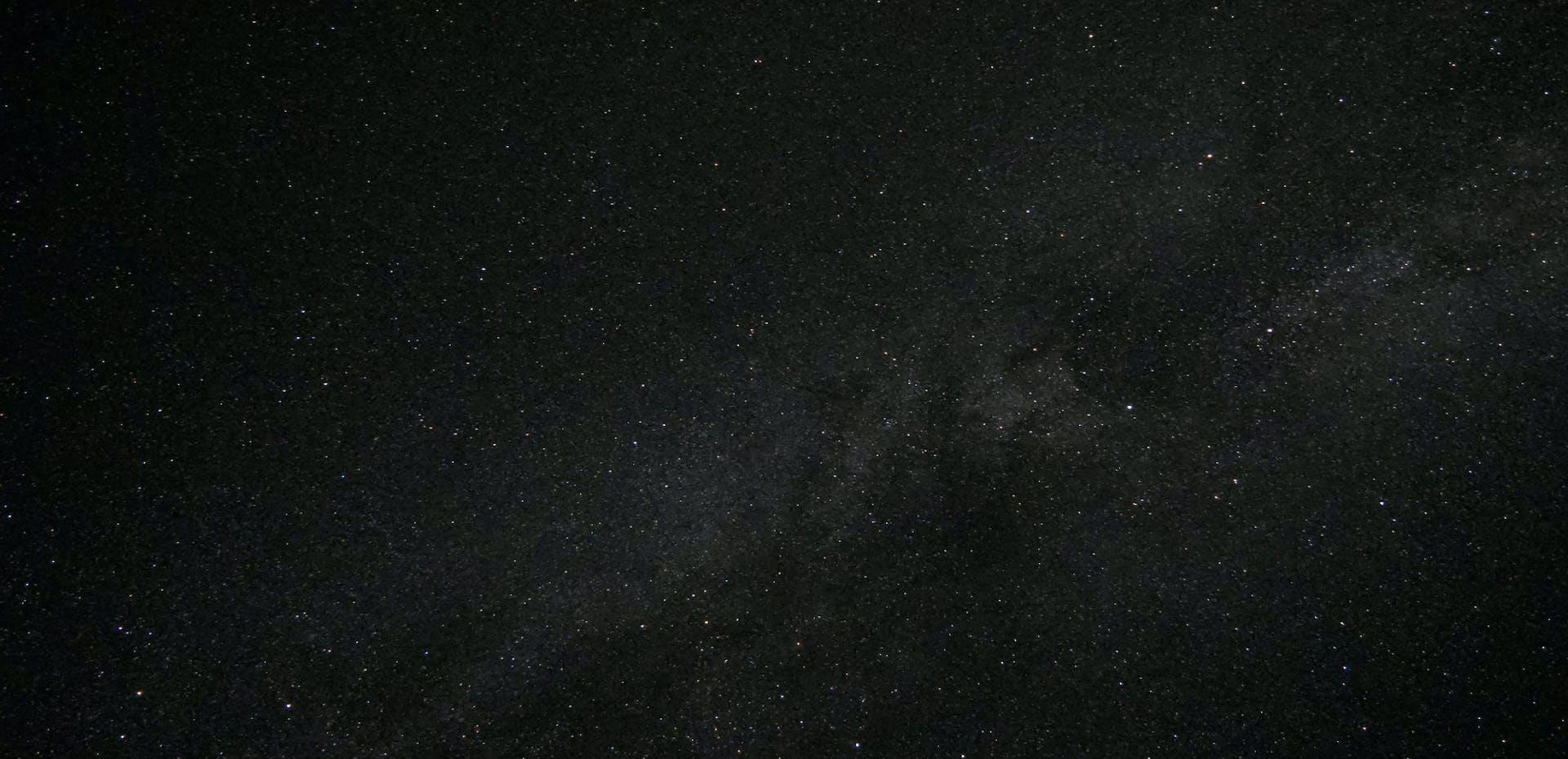 Mørk materie i universet