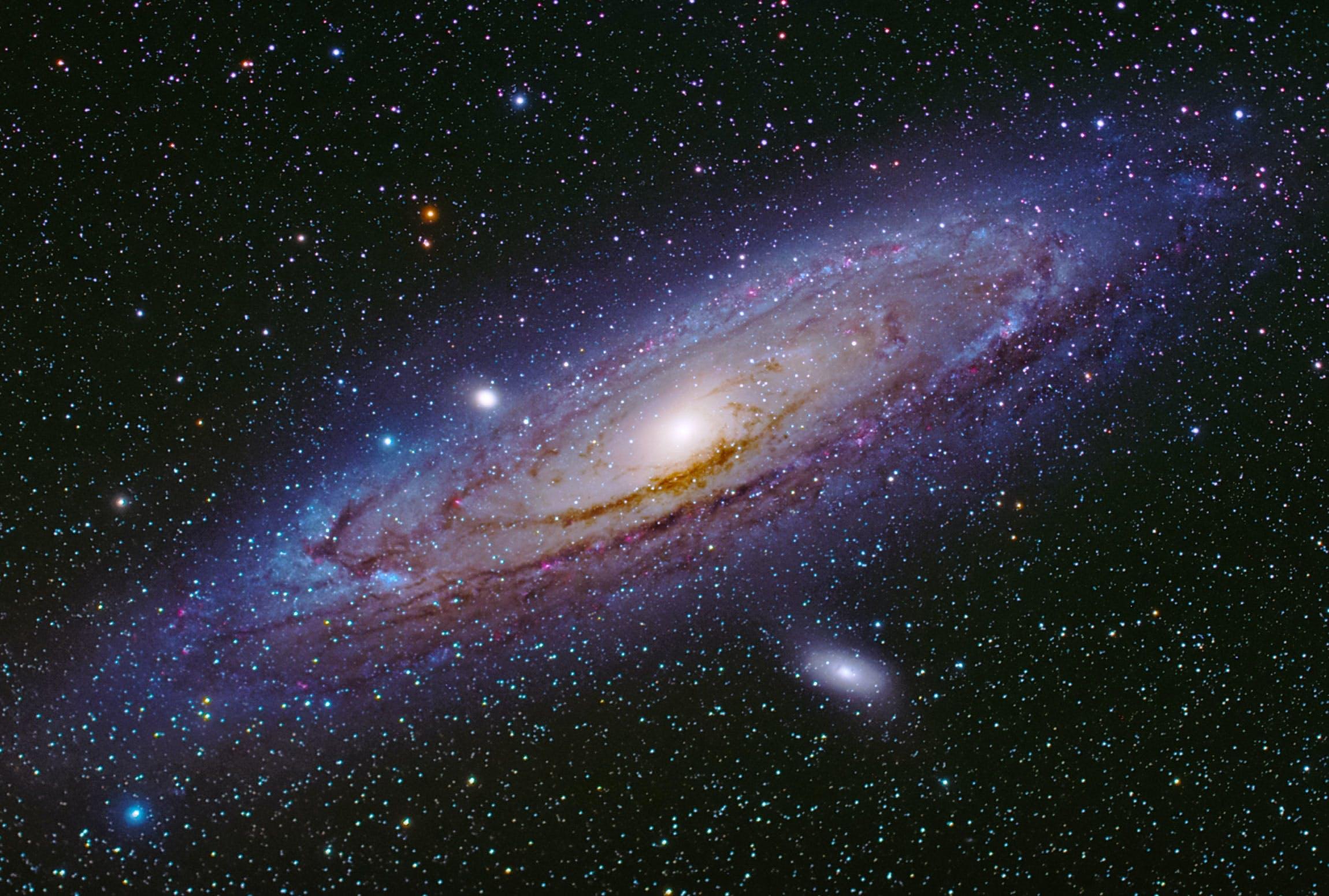 Mikä on universumi?
