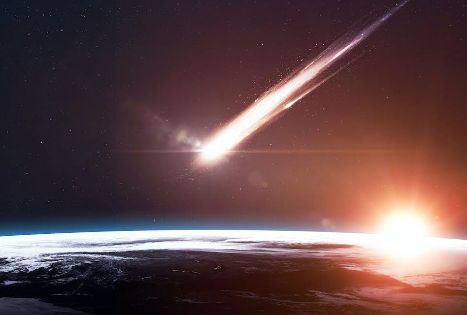 Hvad er en meteor?