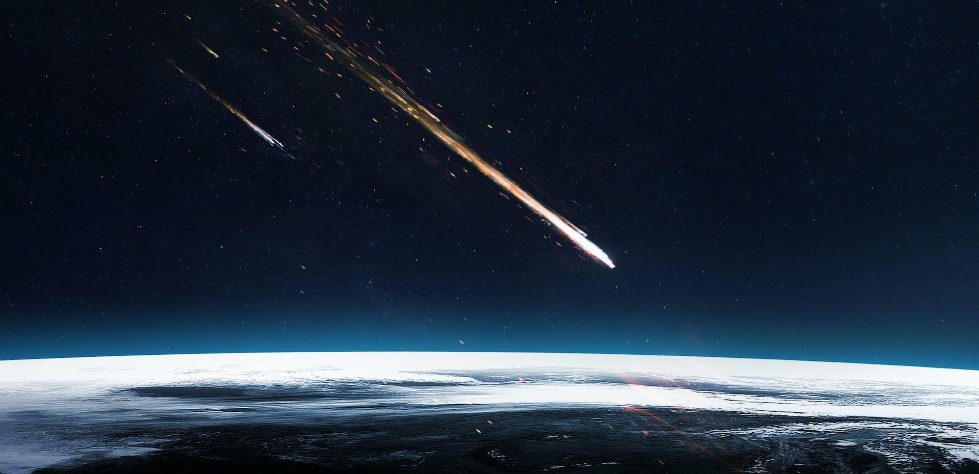 Hvad er en meteor