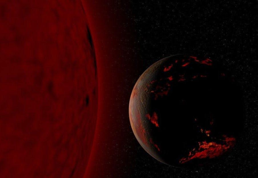 Loppu tulee viiden miljardin vuoden päästä