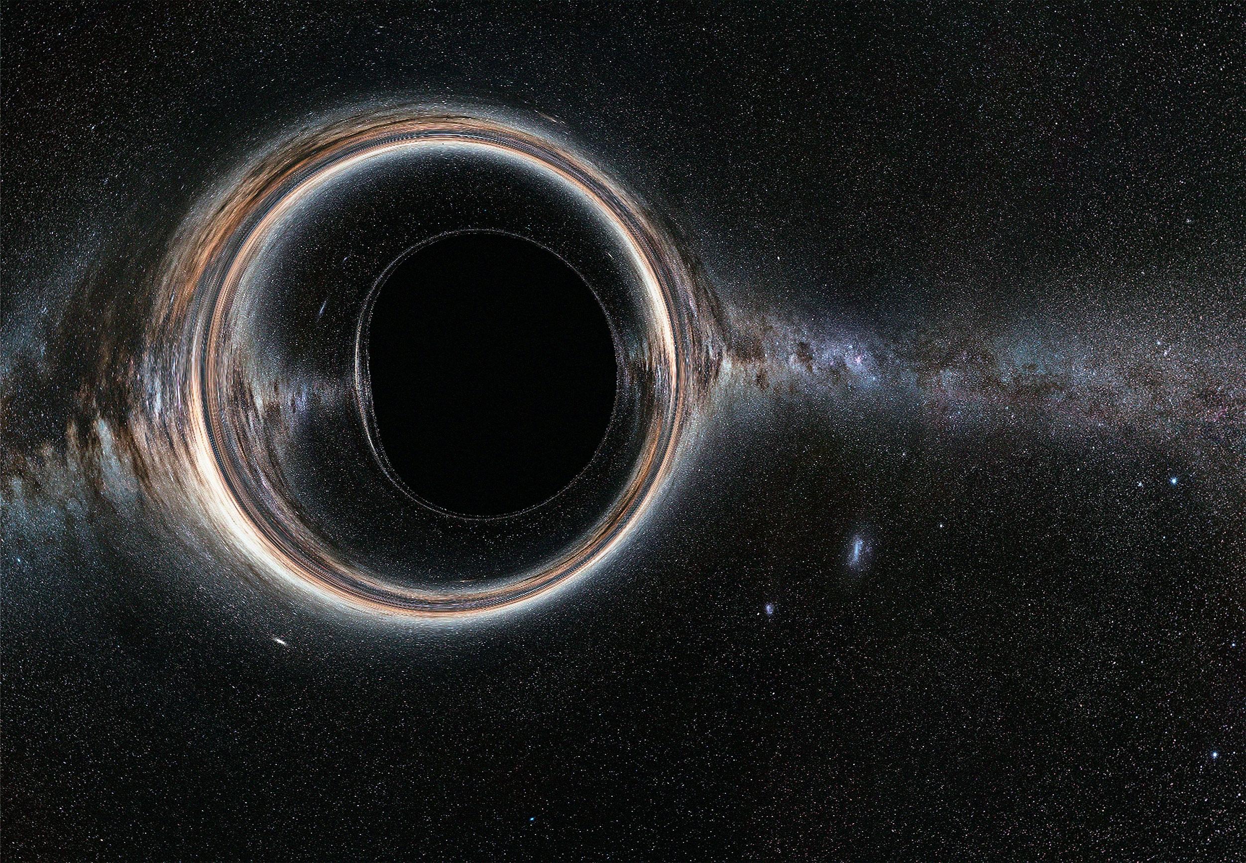 внешнее строение черной дыры фото выкуп