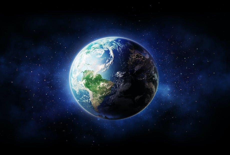 Rond de aarde