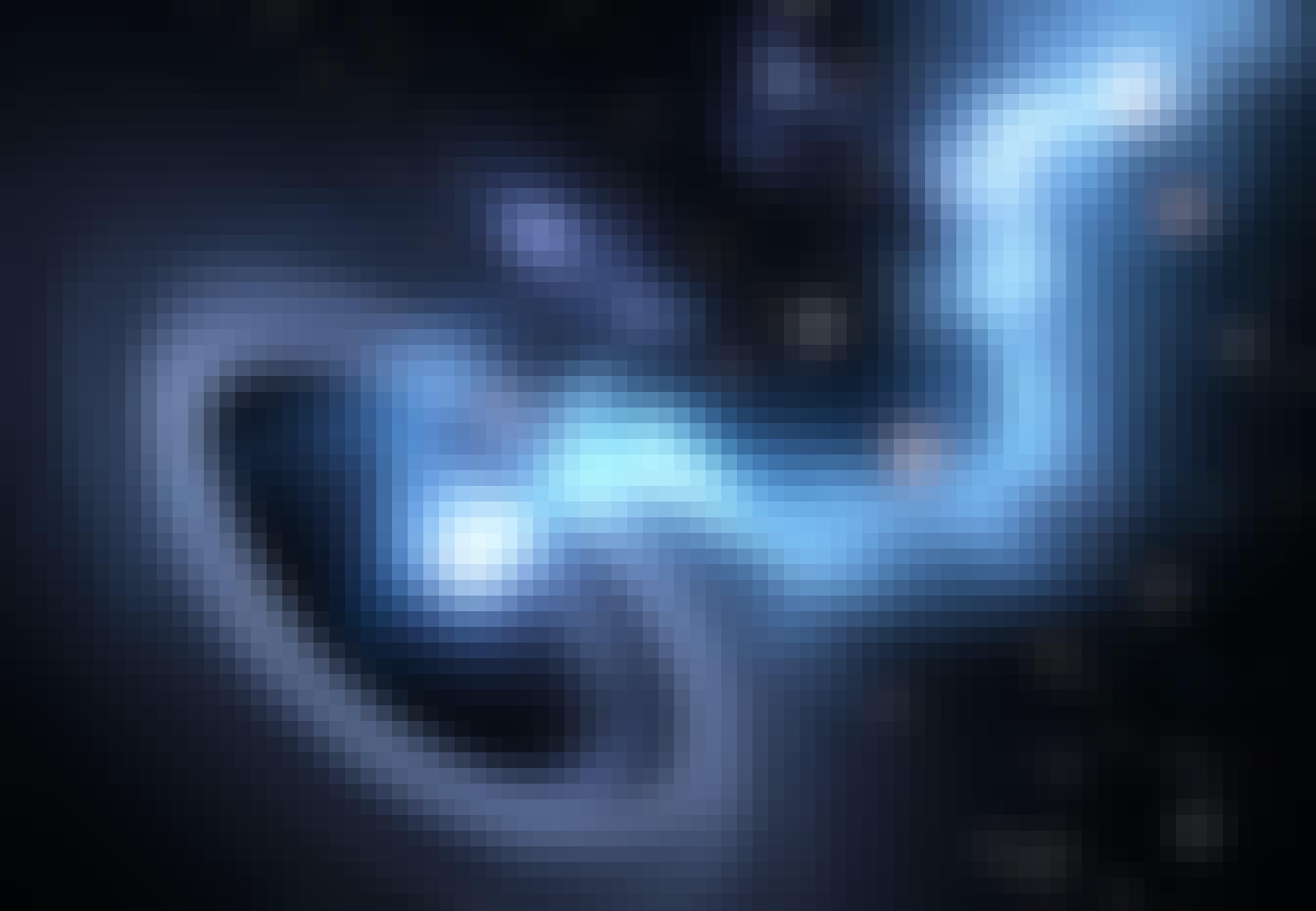 Hvad er et sort hul?