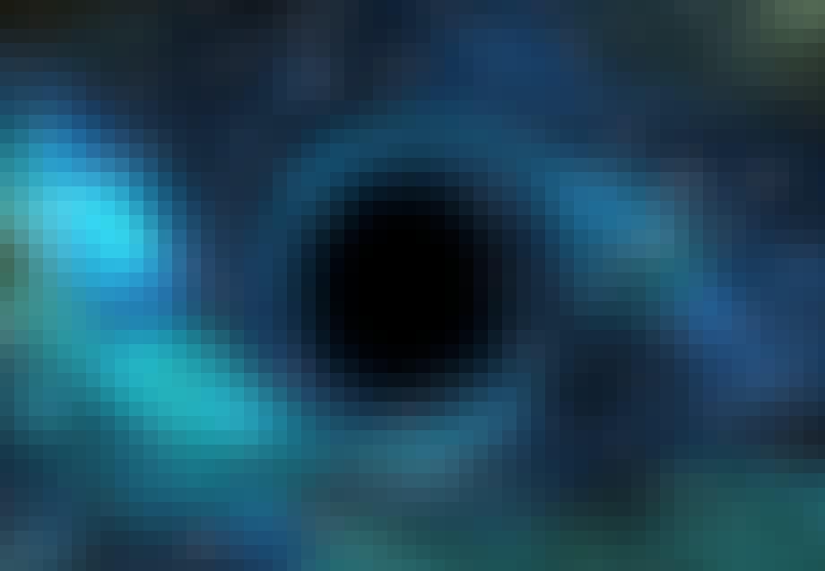Zwart gat in het heelal
