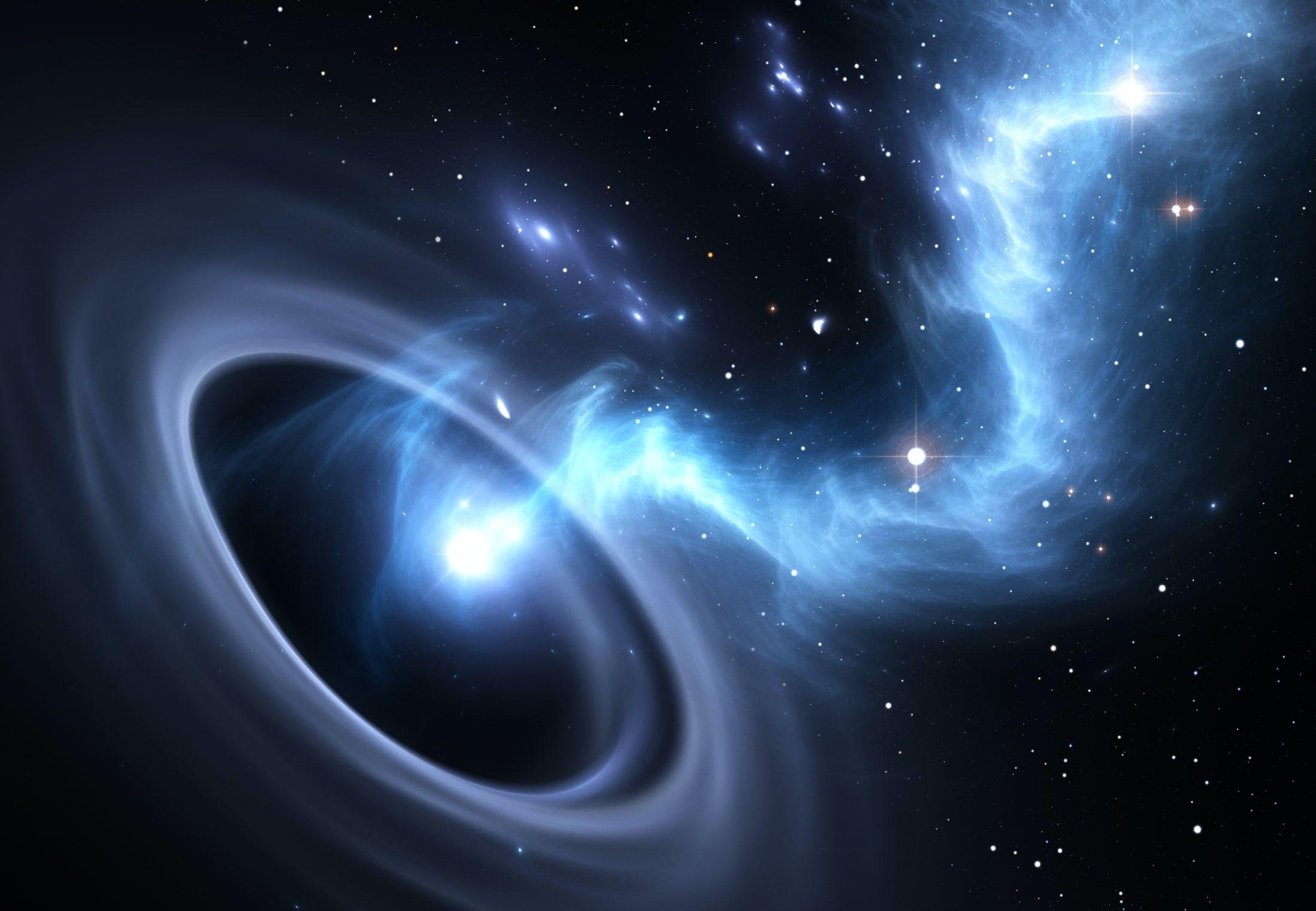 Vad är ett svart hål?