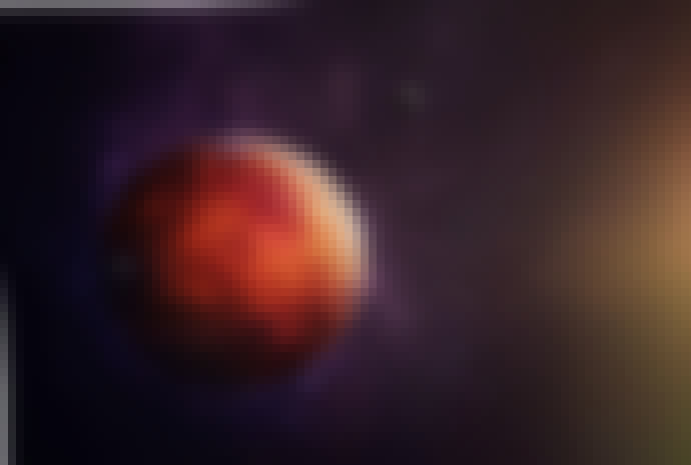 Planeten Mars