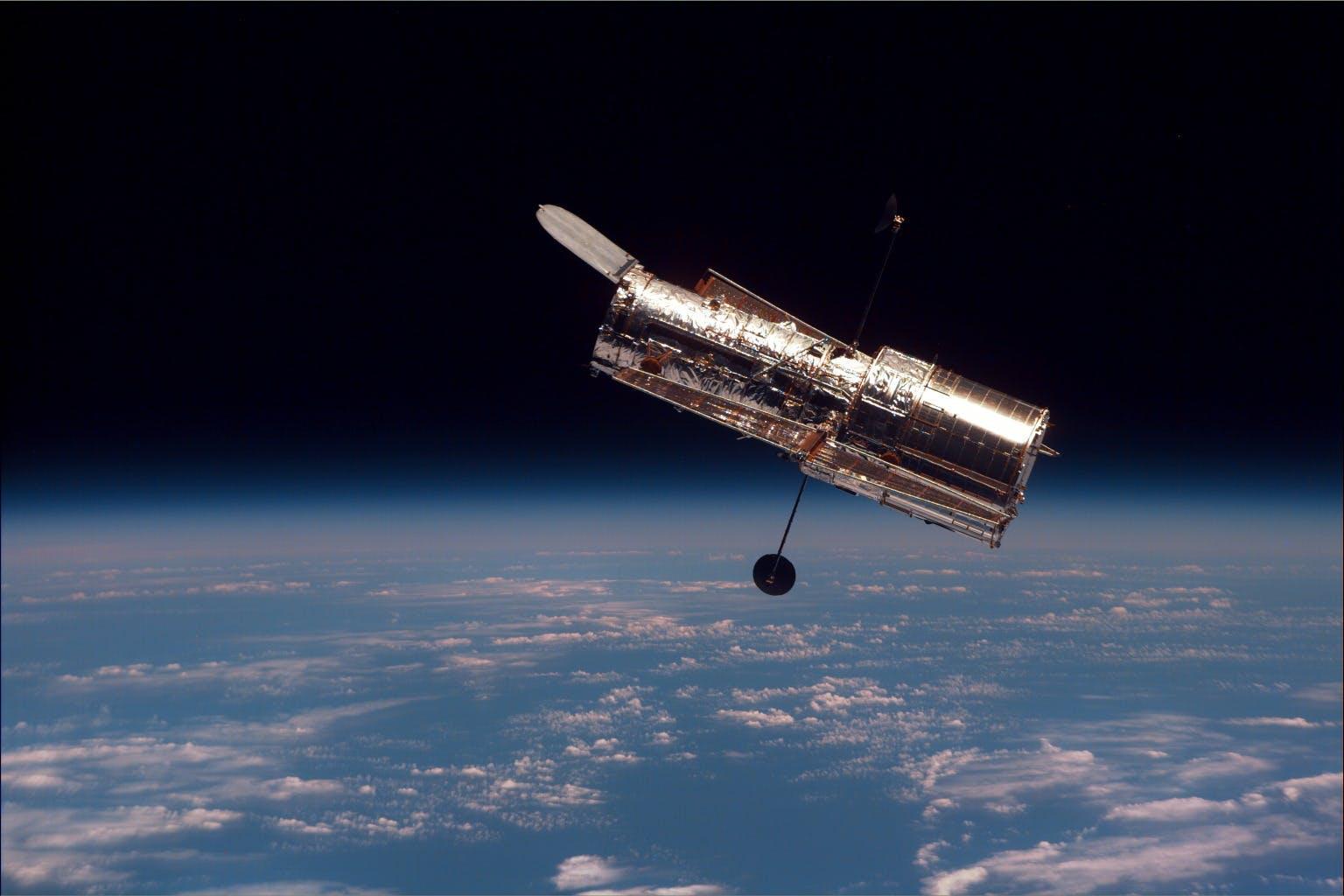 Hubble-teleskopet