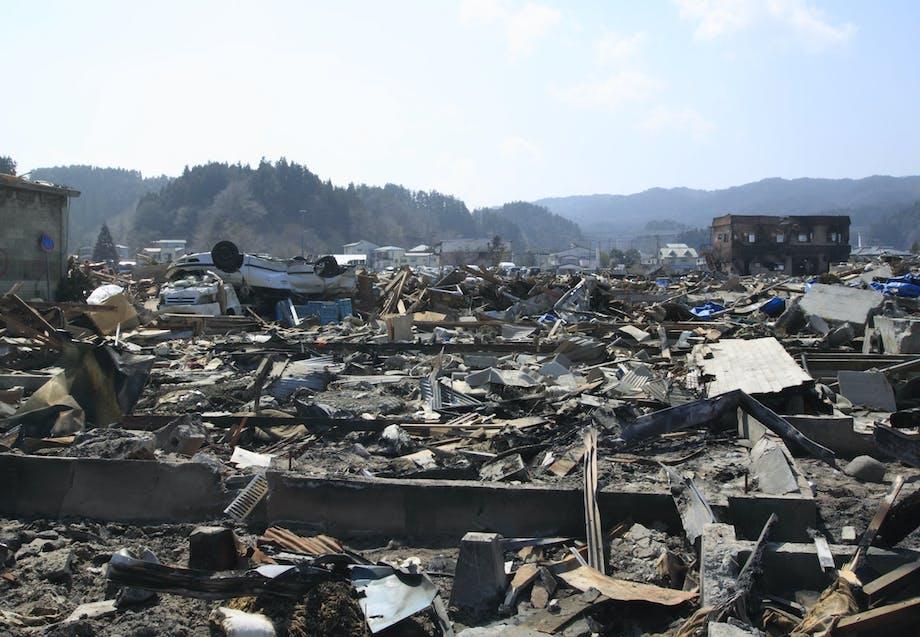 Mikä on luonnonkatastrofi?