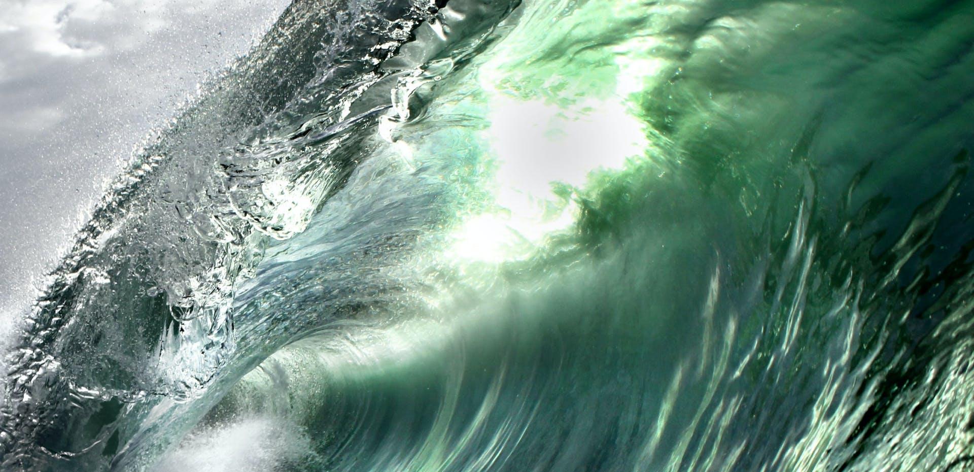 luonnonkatastrofi tsunami