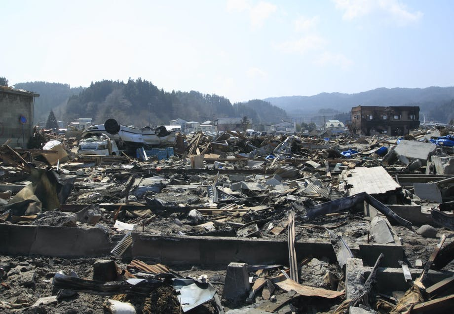Wat is een natuurramp?