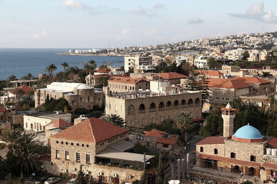 Byblos, Libanon - den 2. ældste beboede by i verden.