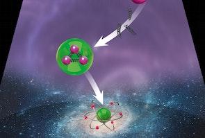 Higgsfeltet skabte stoffet lige efter big bang