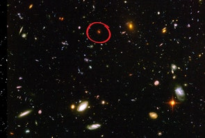 Kaukainen galaksi