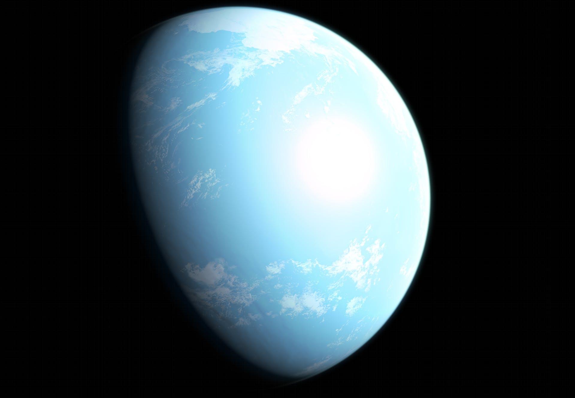 Planeten GJ 357d har muligvis de rette betingelser for at understøtte liv.