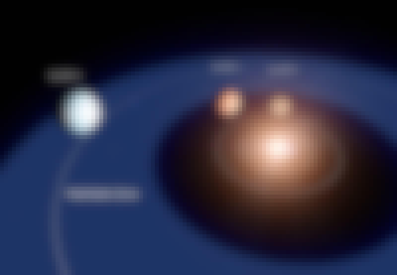 Tre eksoplaneter er funnet omkring stjernen GJ357