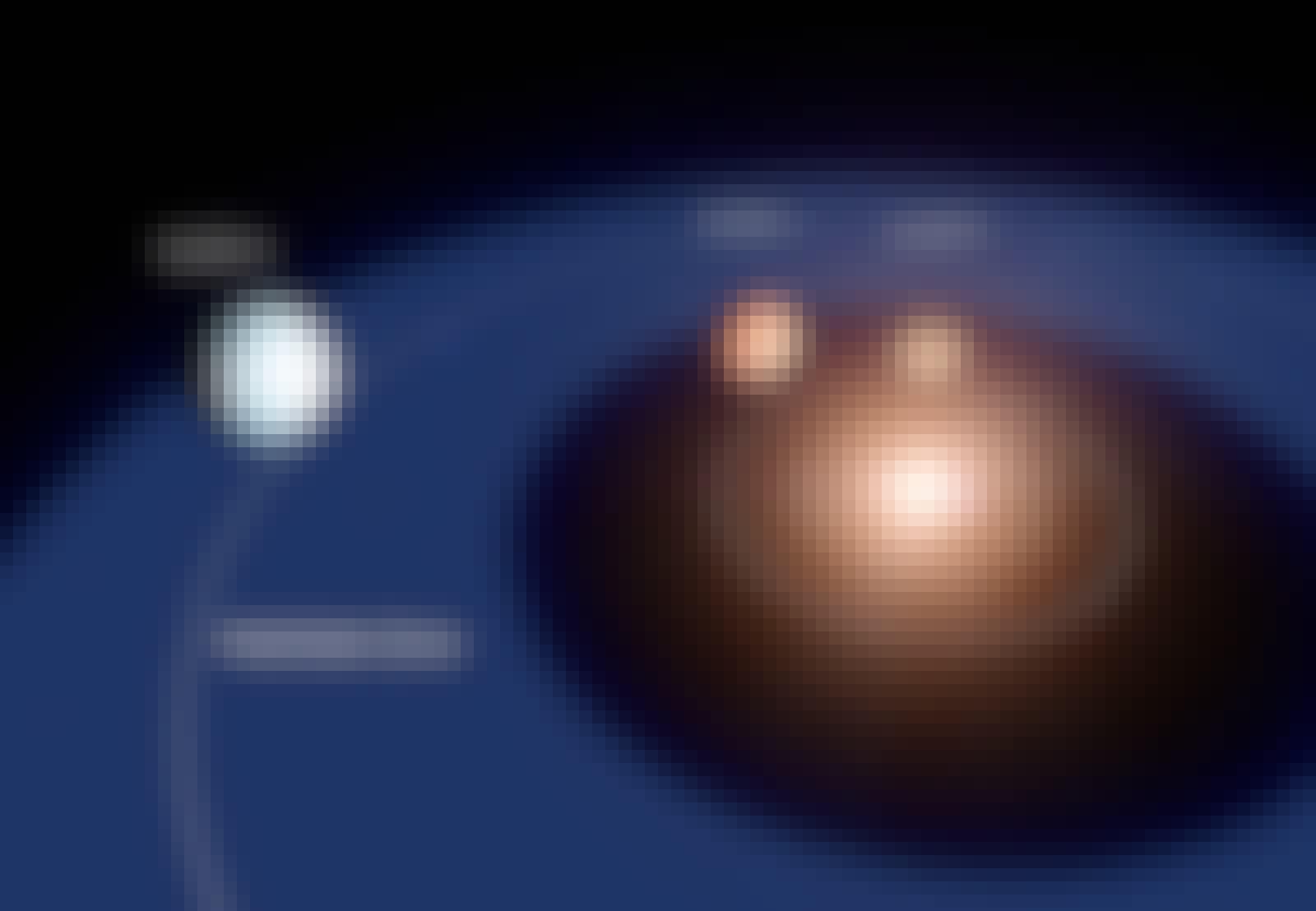 Tre exoplaneter er fundet omkring stjernen GJ357