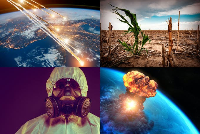Hvad er de største trusler mod menneskeheden?