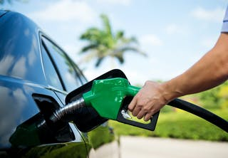 Benzinpumpe