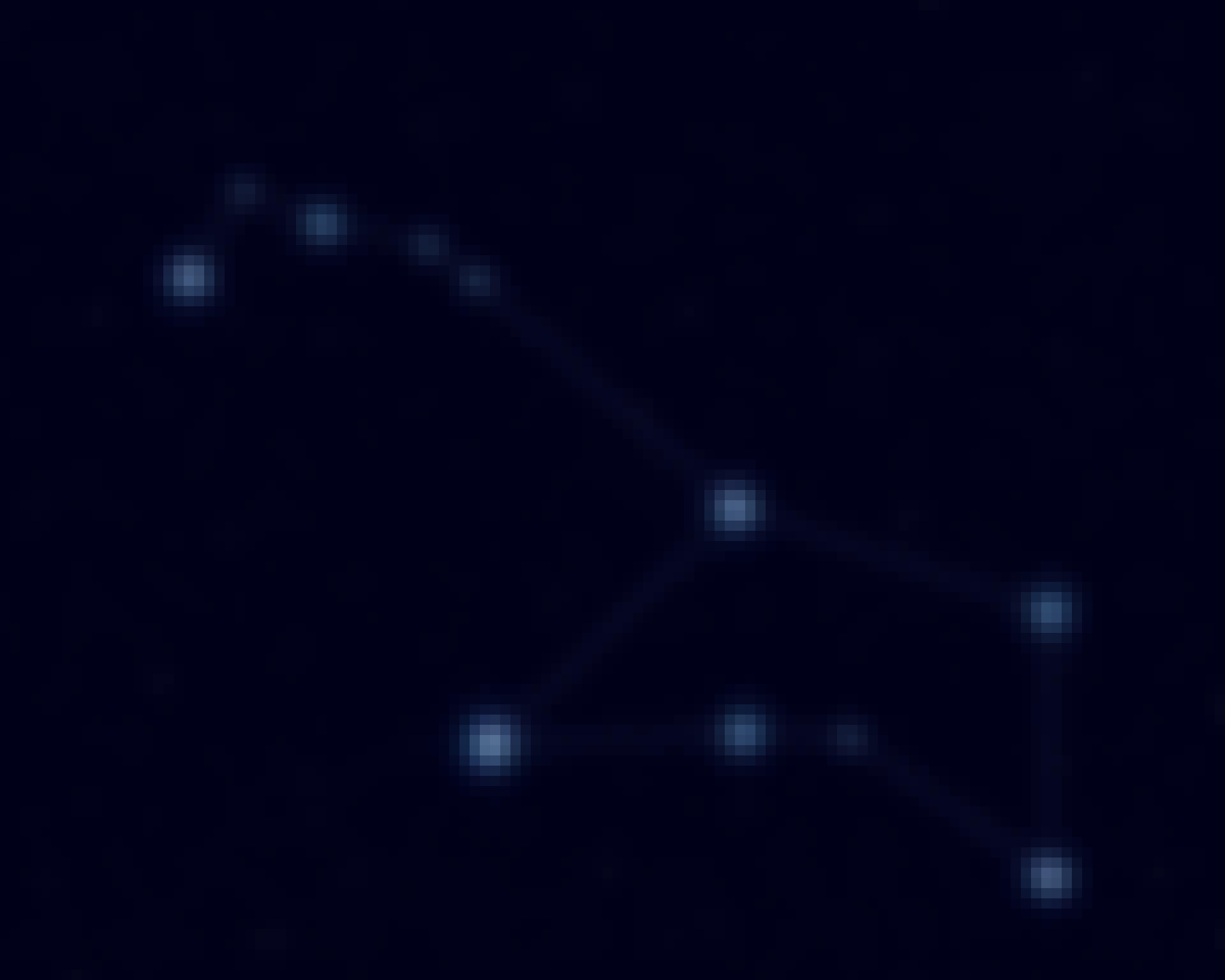 Stjernebilledet Agterstavnen
