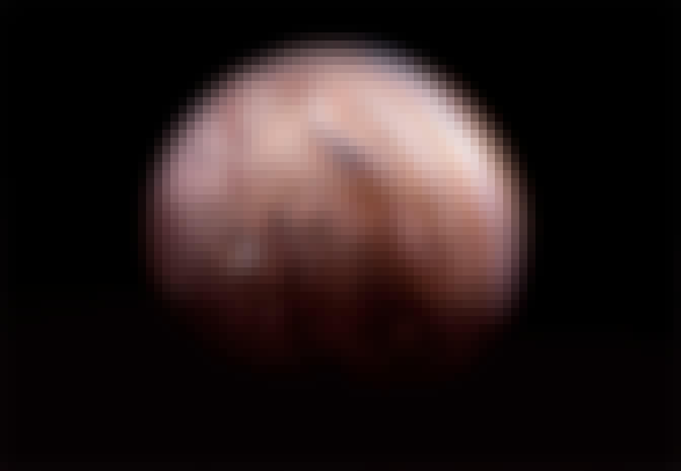 Jupiter on Aurinkokunnan suurin planeetta