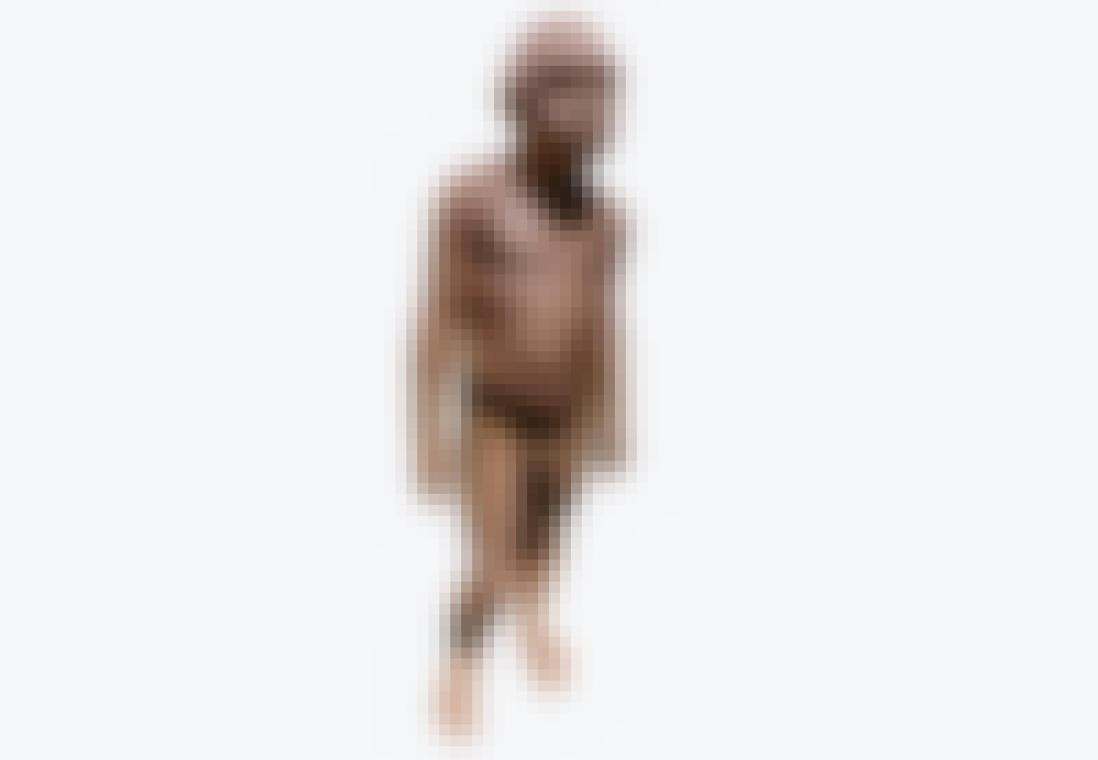 Homo antecessor hade ett platt och relativt litet ansikte.