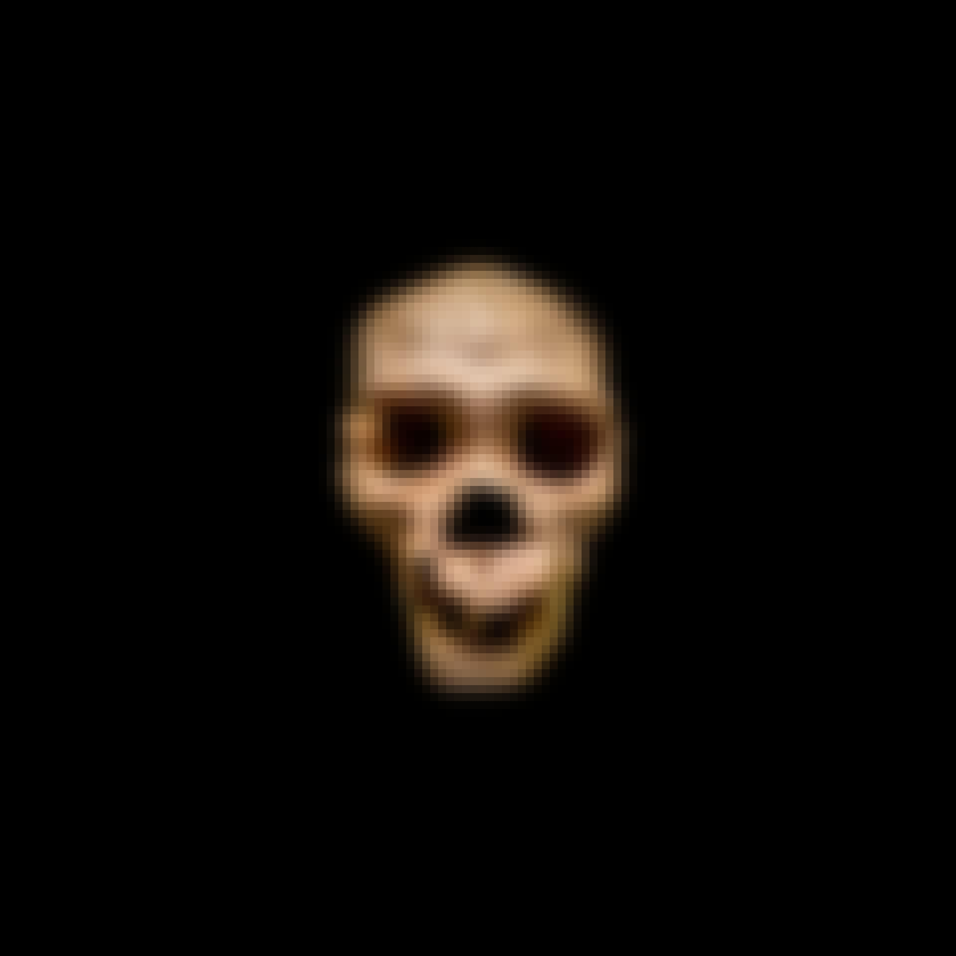 Homo heidelbergensis -lajin kallofossiili.