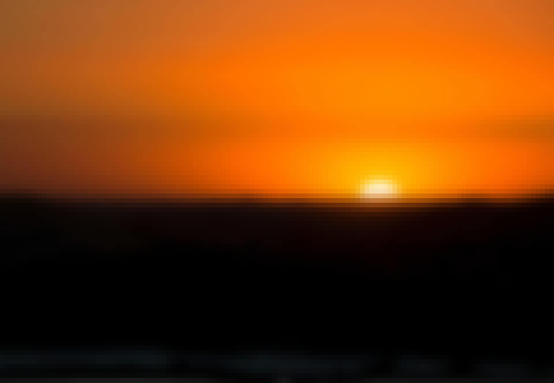 Kesäaika - auringonnousu