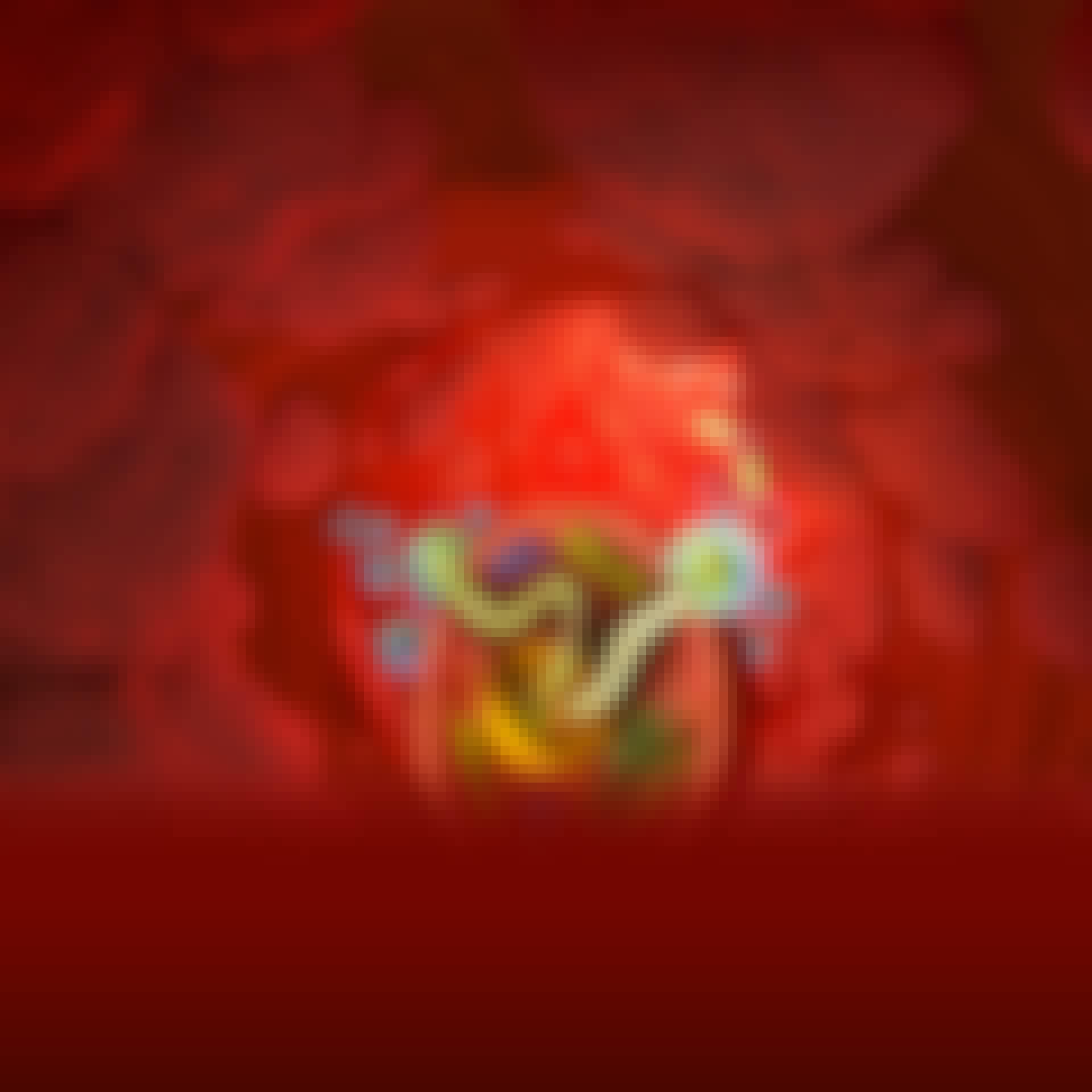 Cellen producerar proteiner som bildar nya versioner av coronaviruset.