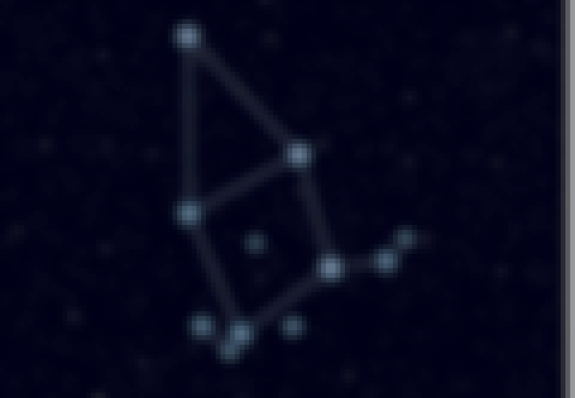 Het sterrenbeeld Cepheus
