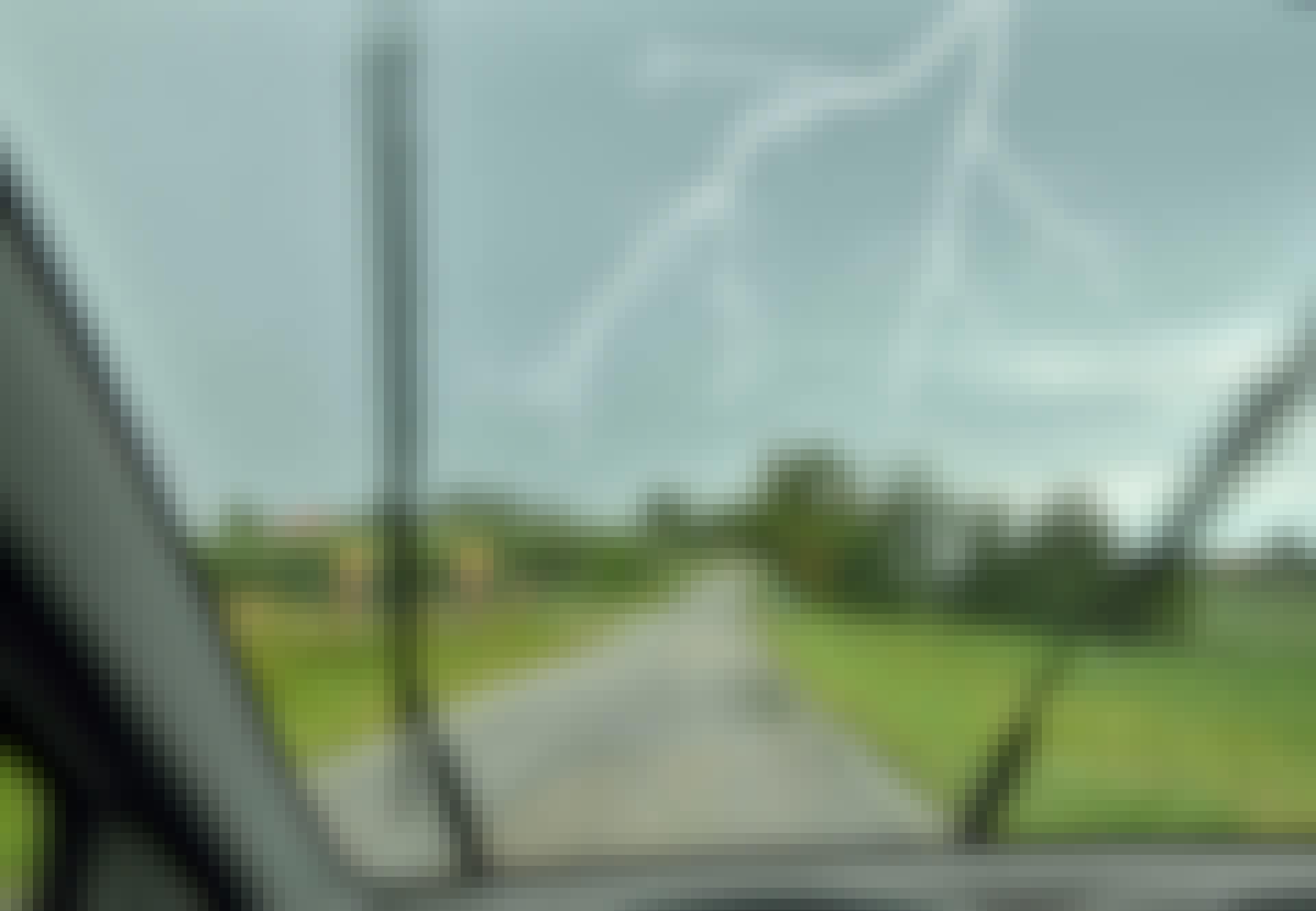 Auto bliksem