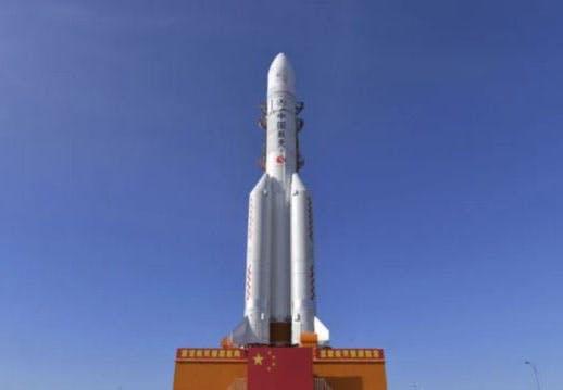 Kinas Marsbil är på väg