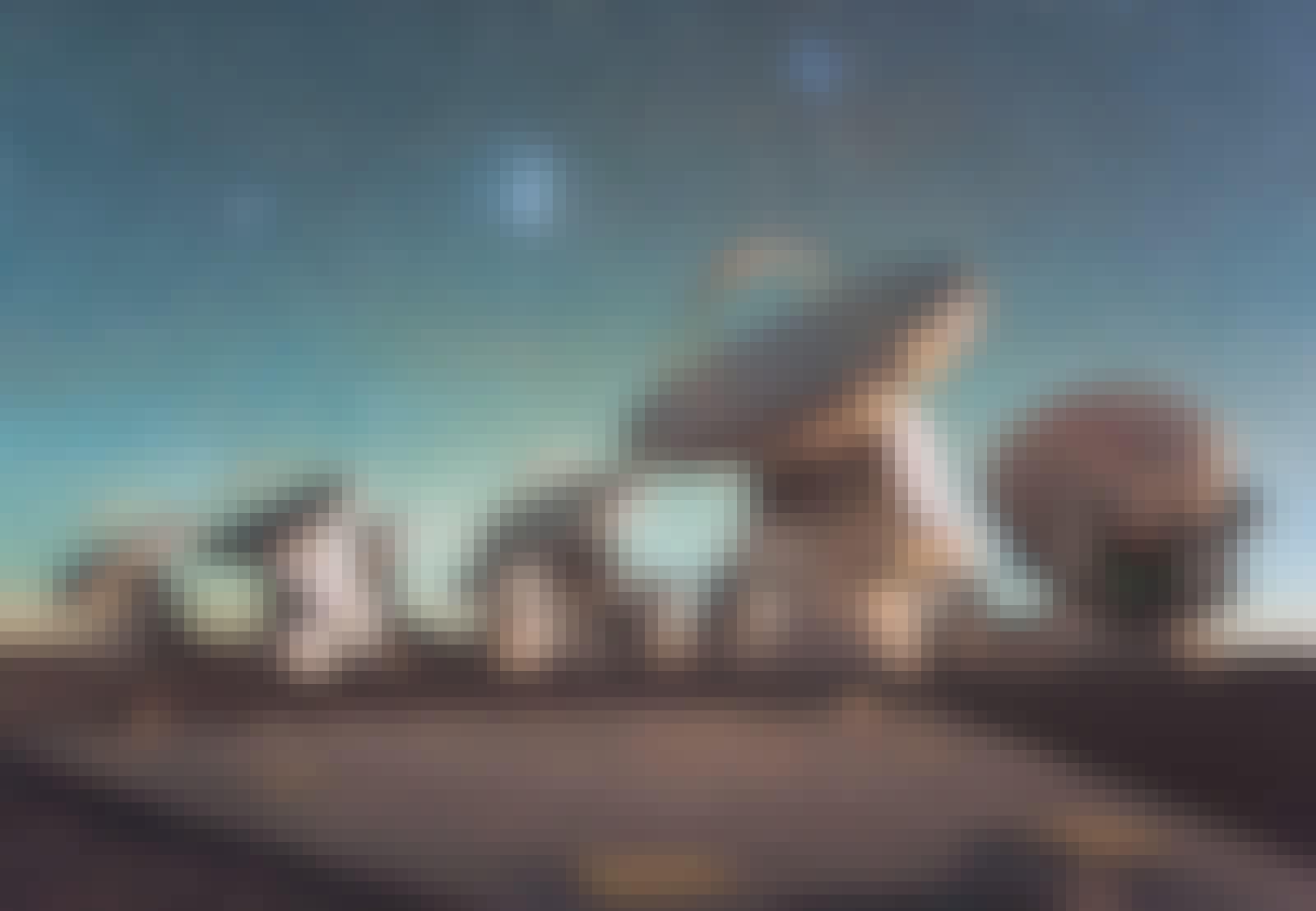 Liv på Venus - teleskoper