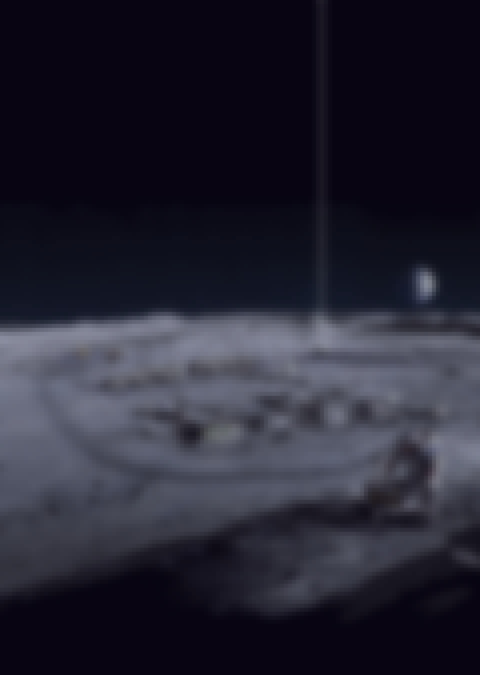 Månebase – vann