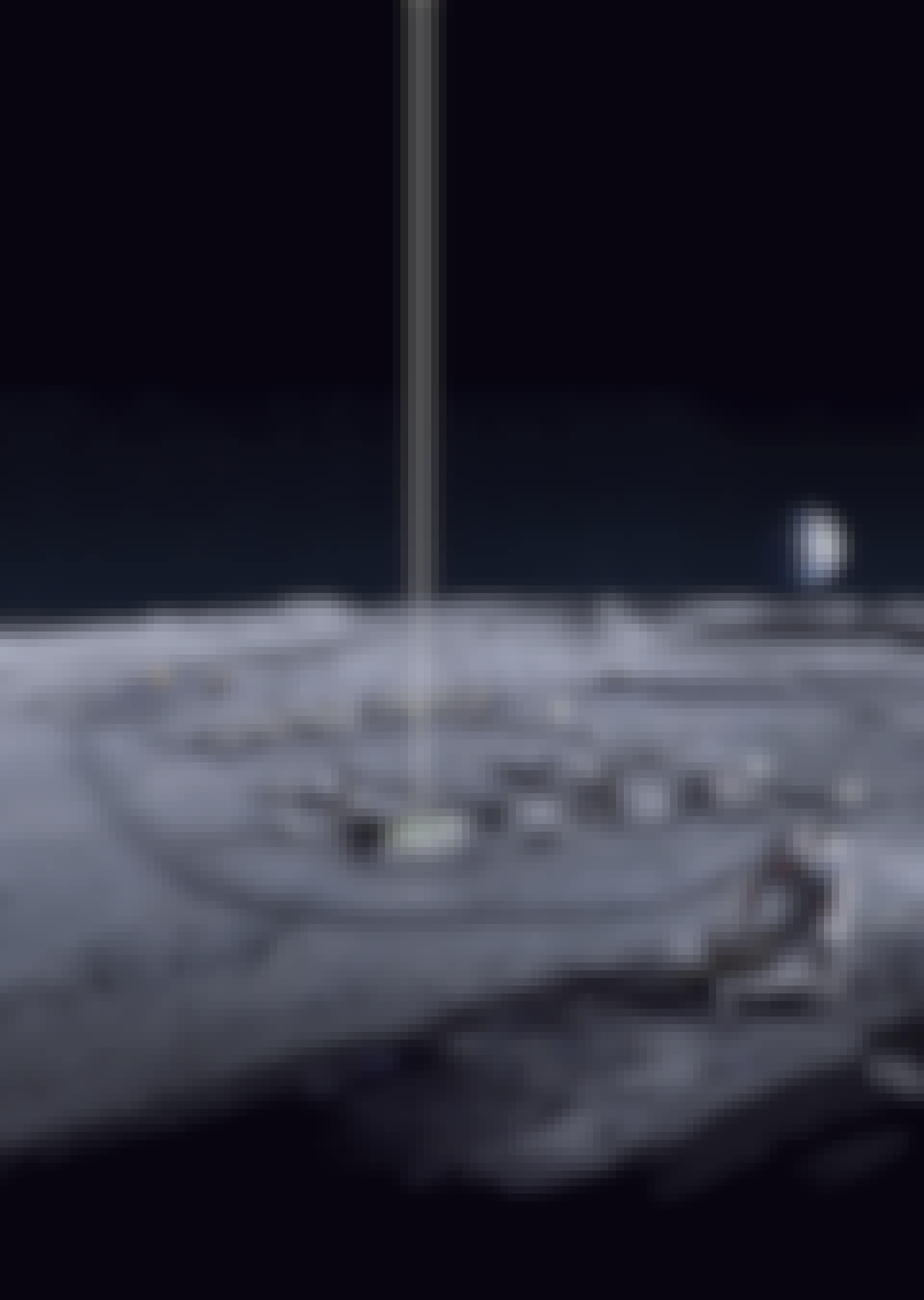 Månebase - mad