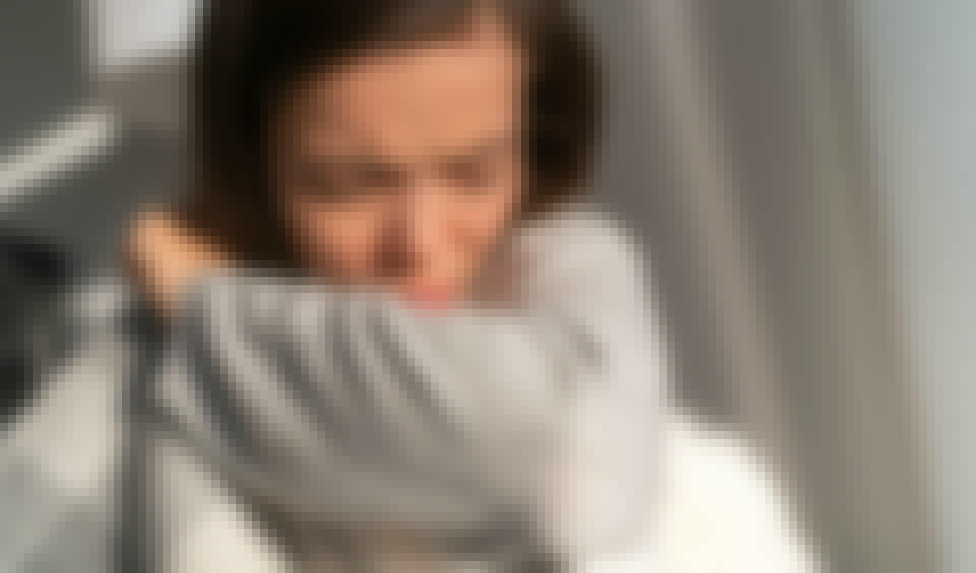 Hosta är ofta ett symptom på corona