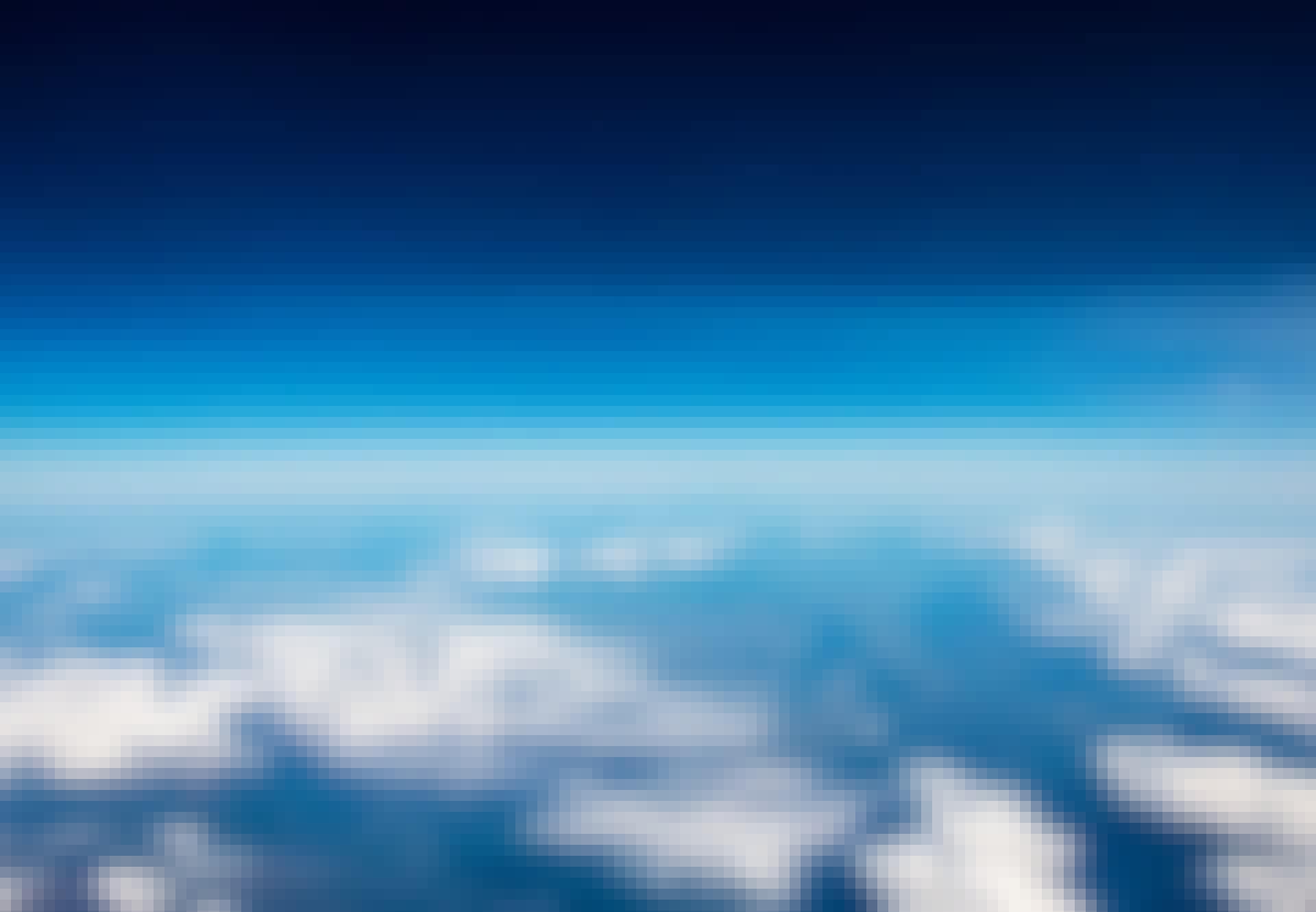 Jorden fran rymden