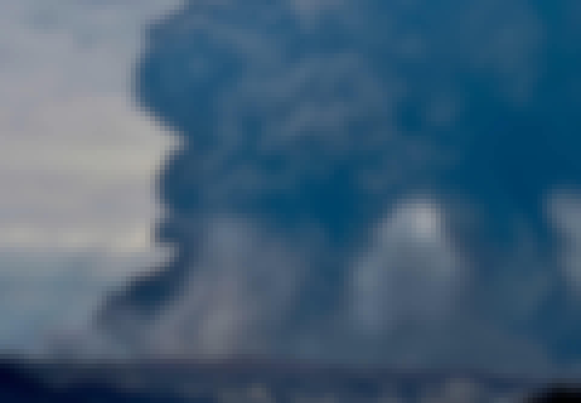 Supervulkanen – supervulkaan in uitbarsting