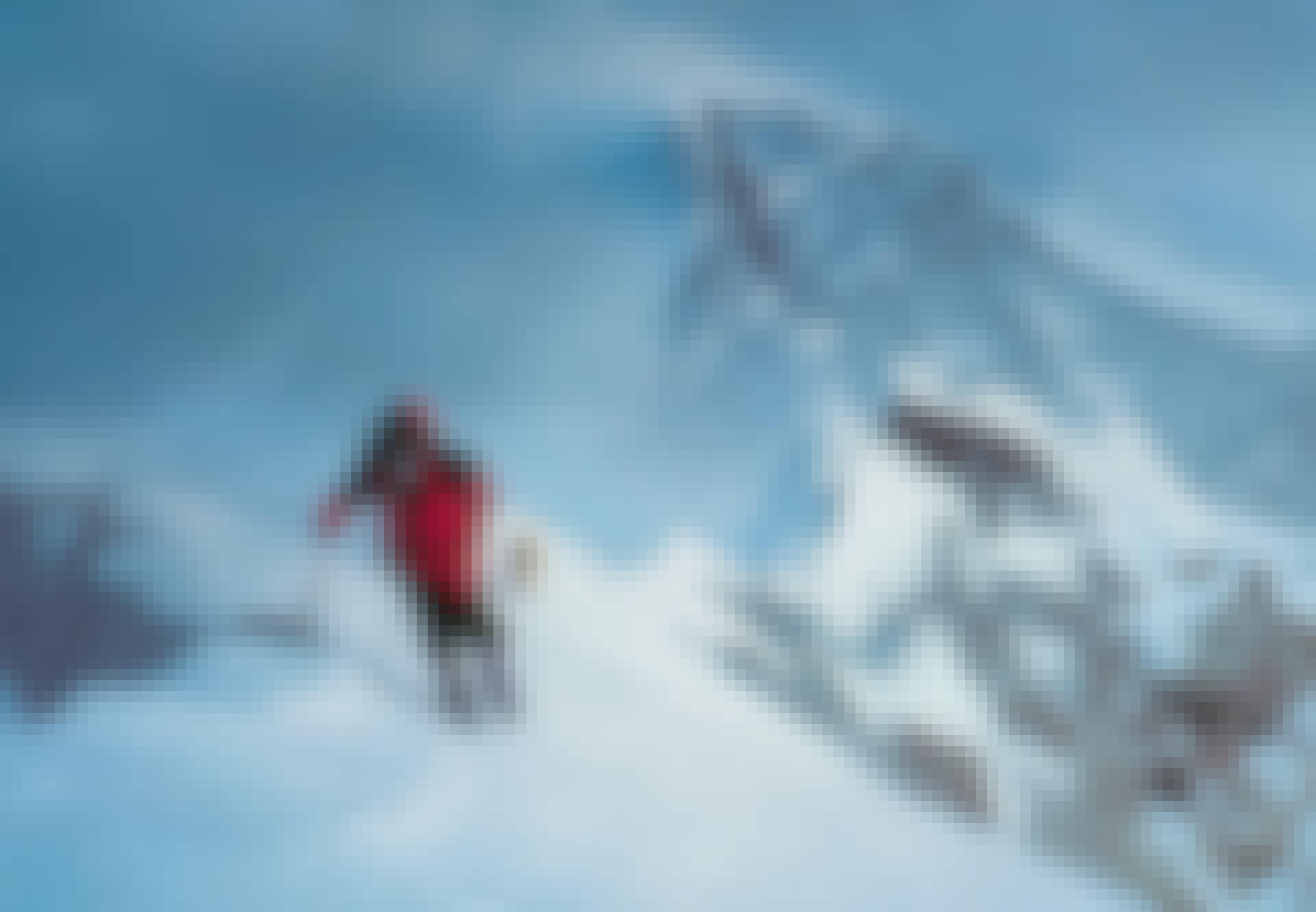 Doug Hansen på Everest 1996