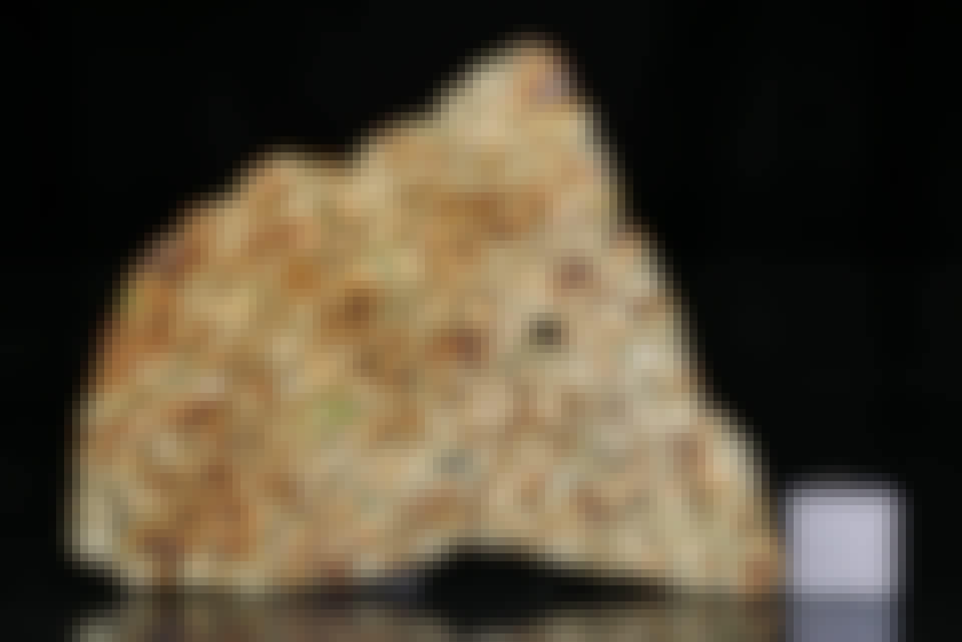 erg chech 002, meteorit, ældste, sten, rekord, sahara, algeriet