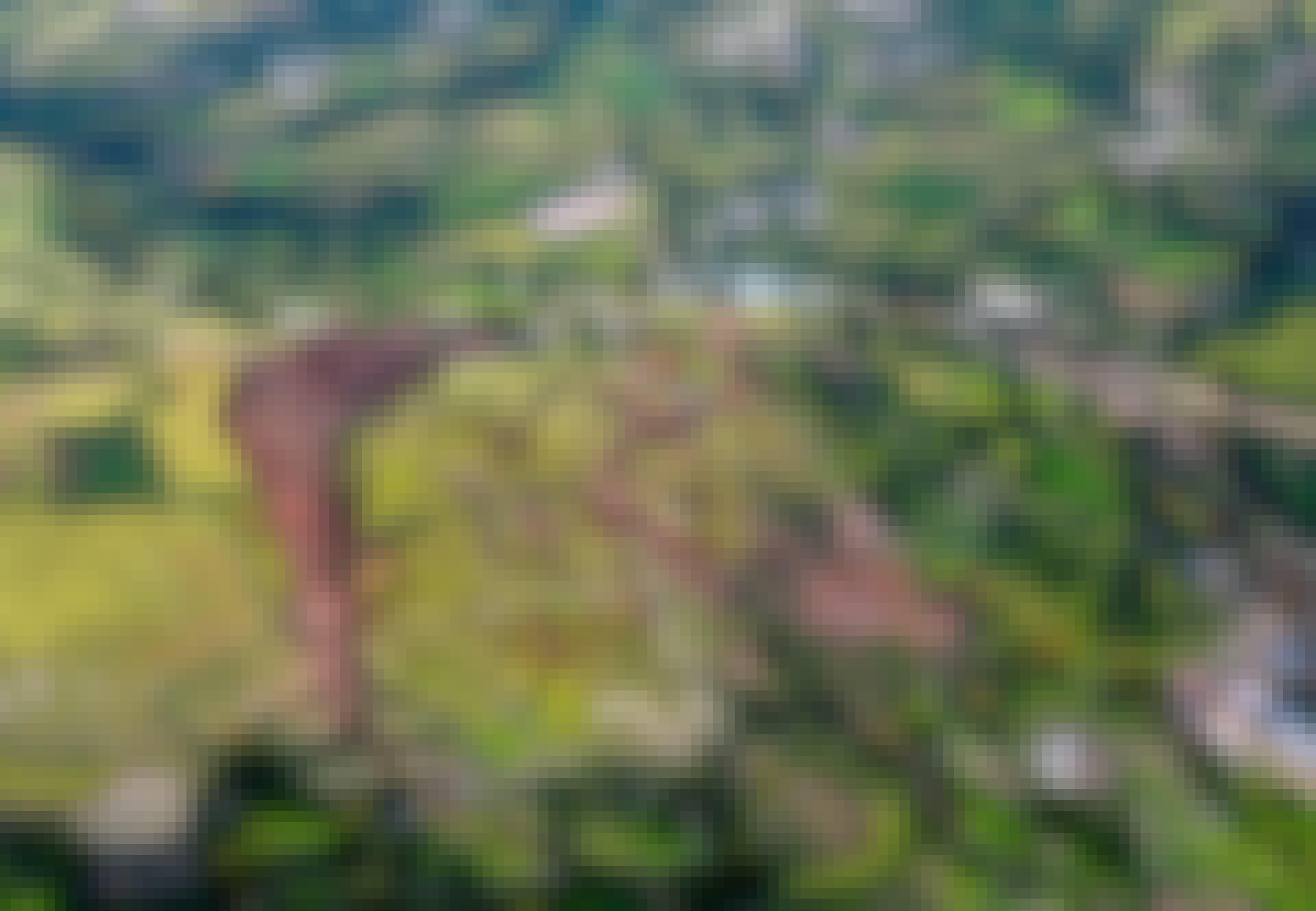 Jordskred i Peru