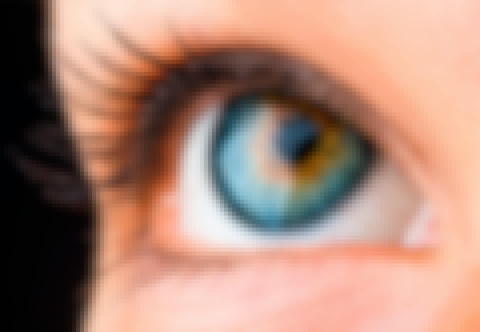øjenfarve