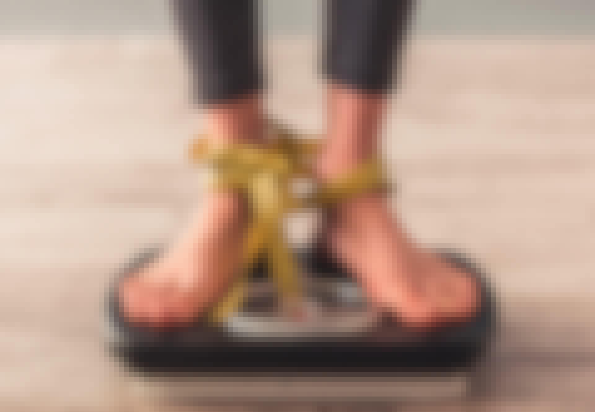vægt, fødder, målebånd