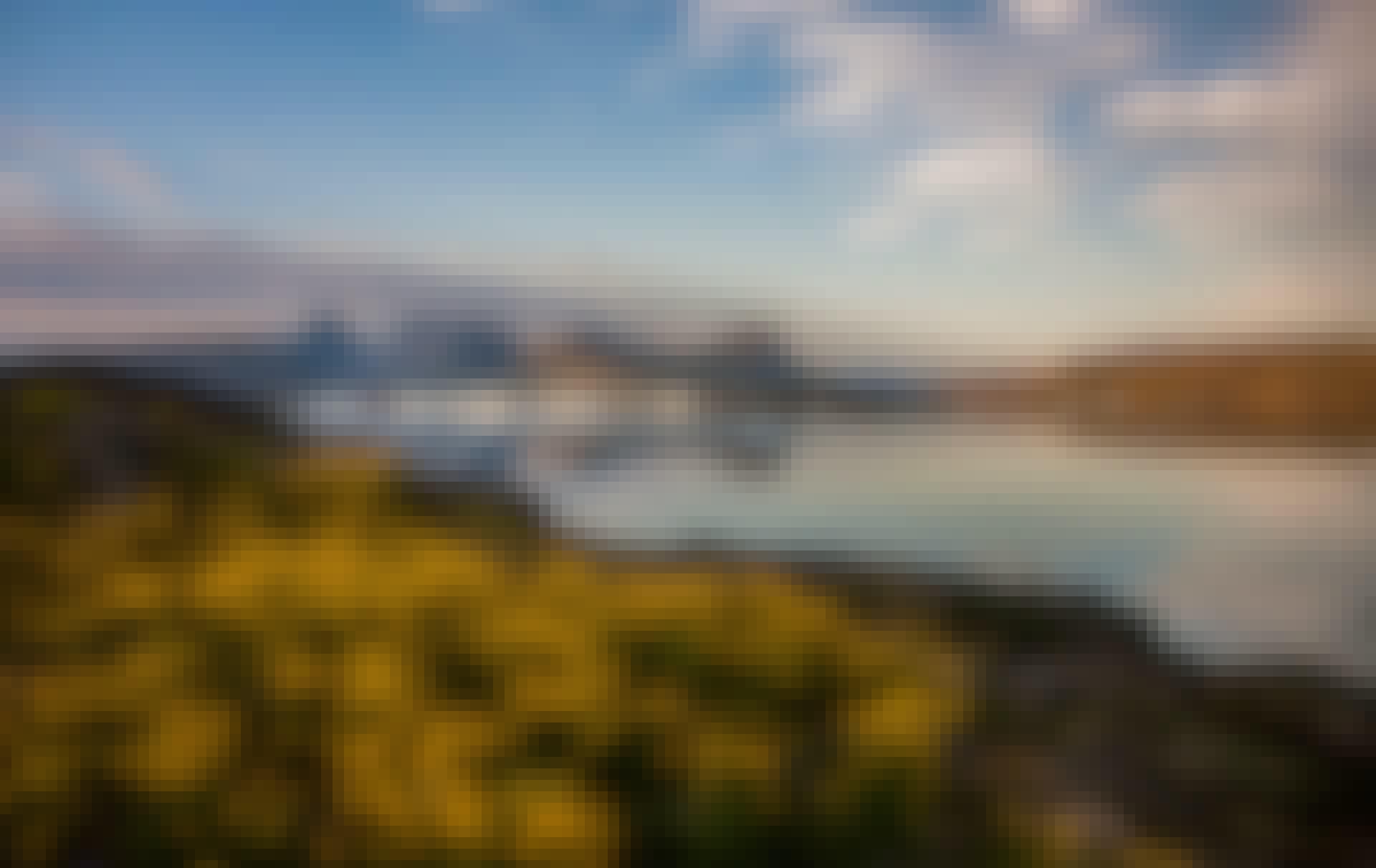 Zomer in Narsaq, Groenland