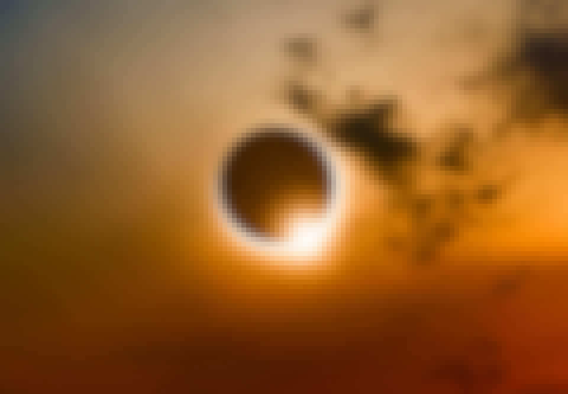 Solförmörkelse på himlen